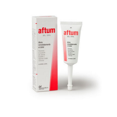 Aftum Gel Oral, Bis 15ml