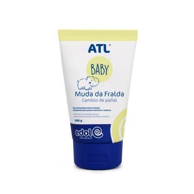 ATL® Baby Creme Muda Fralda, 100g