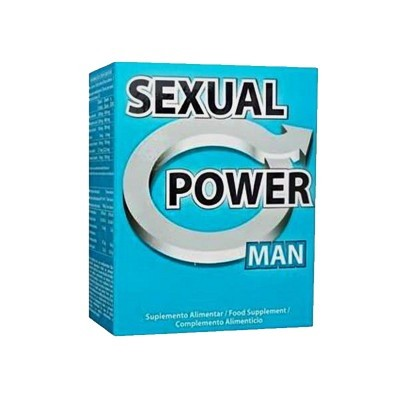 Sexual Power Man, Cx 60 Comp