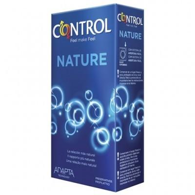 CONTROL NATURE ADAPTA - Cx 3, 6 e 12 Preservativos