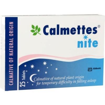 Calmettes® Nite, 25 Comp.