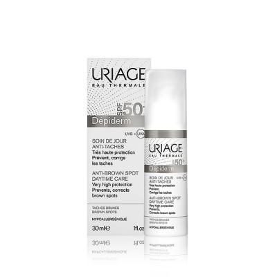 Uriage Dépiderm Antimanchas Creme SPF 50+, 30ml