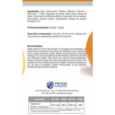 PhytoSaúde Vitamina C Xarope, Frs 150ml