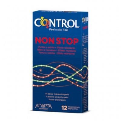 CONTROL NON STOP - Cx 12 Preservativos