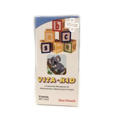 Vita-Kid, Cx 30 Comprimidos