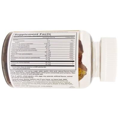T-RQ: Multi Vitamins, Adult Gummy, 60 Gummies