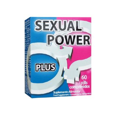Sexual Power Plus, Cx 60 Comp