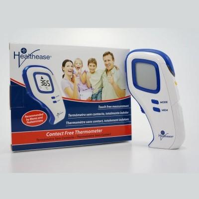 Healthease® Termómetro Digital de Infravermelhos Livre de Contacto
