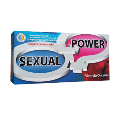 Sexual Power, 20 Amp