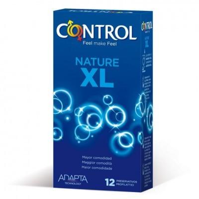 CONTROL XL - Cx 12 Preservativos