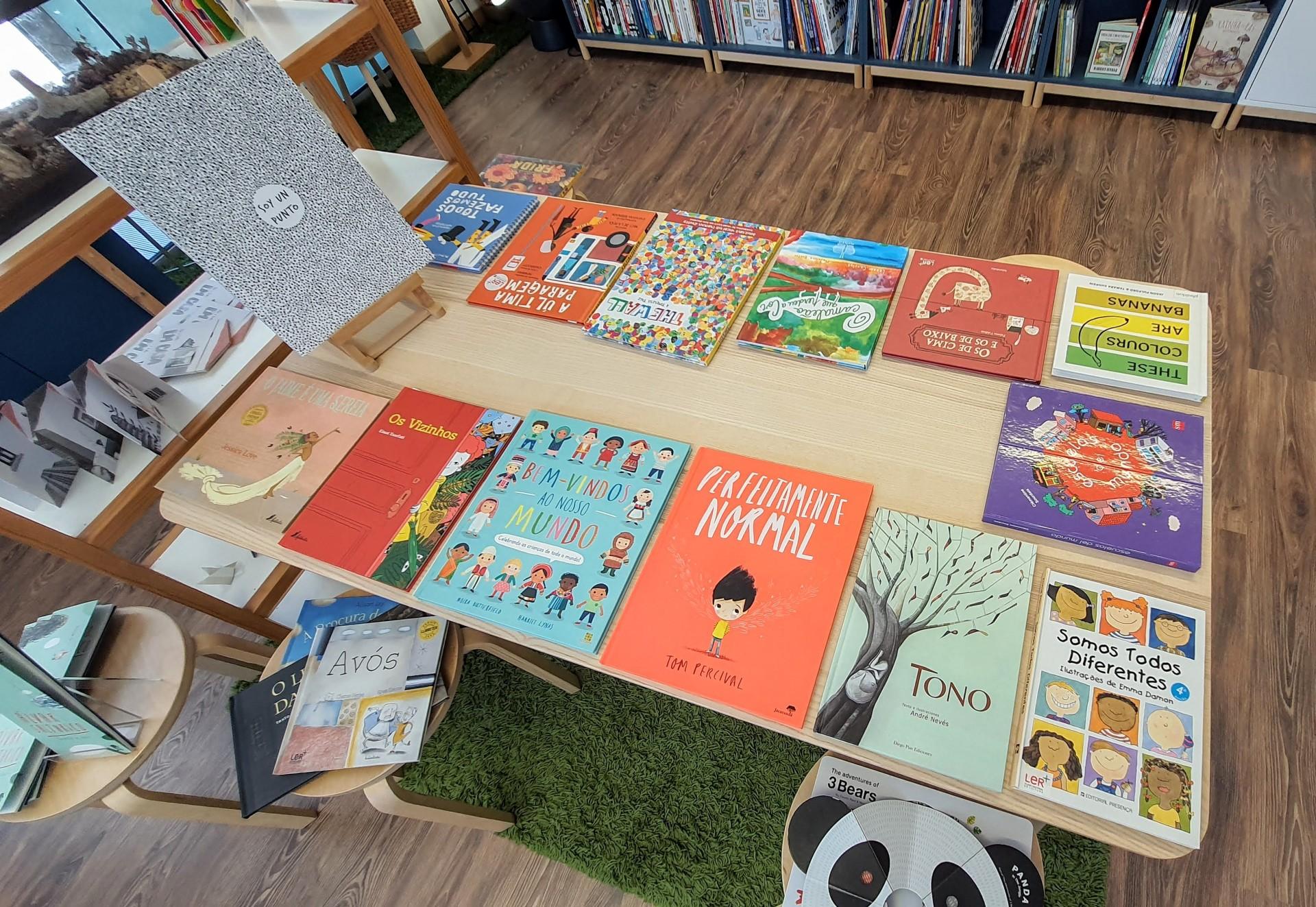 livros diversidade faz de conto livraria