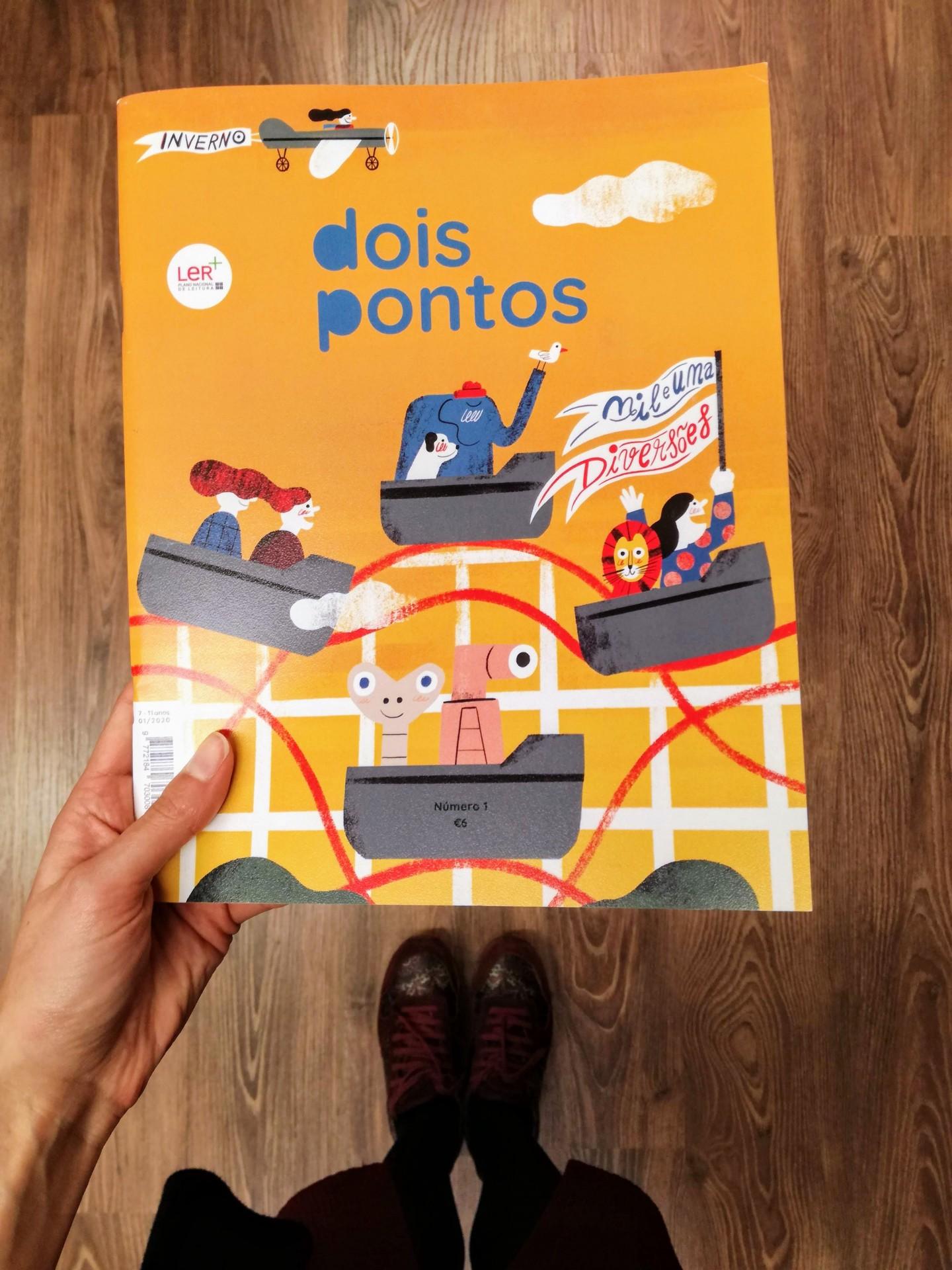 Revista Dois Pontos