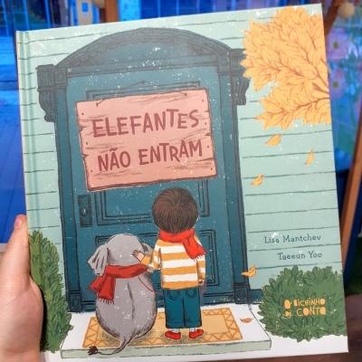 Elefantes não entram