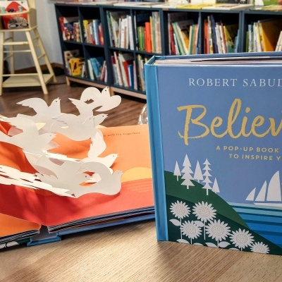 Believe - A Pop-up Book to Inspire You
