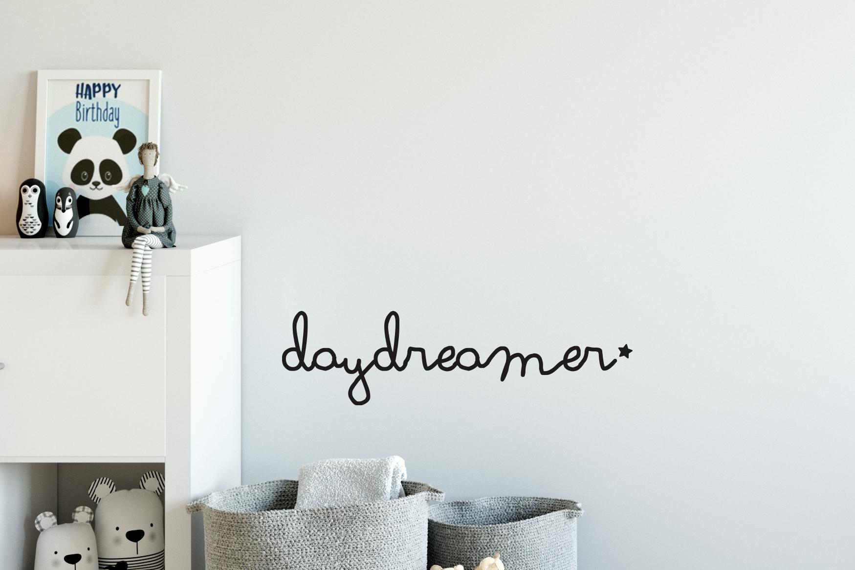 Vinil de parede . Daydreamer