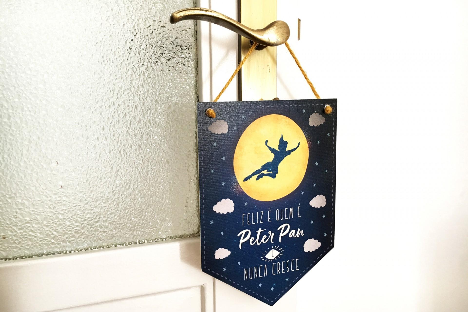 Bandeirola . Peter Pan