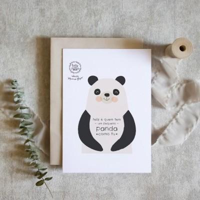 Postal . Panda