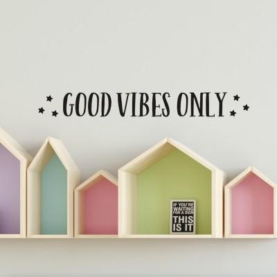 Vinil de parede . Good vibes