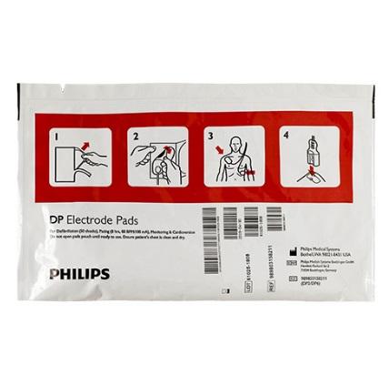 Eléctrodos Philips Heartstart FR2