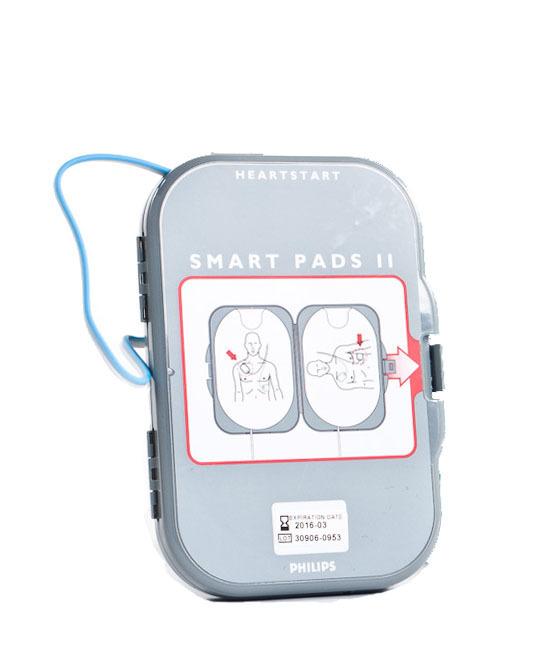 Elétrodos Philips Heart Start FRX