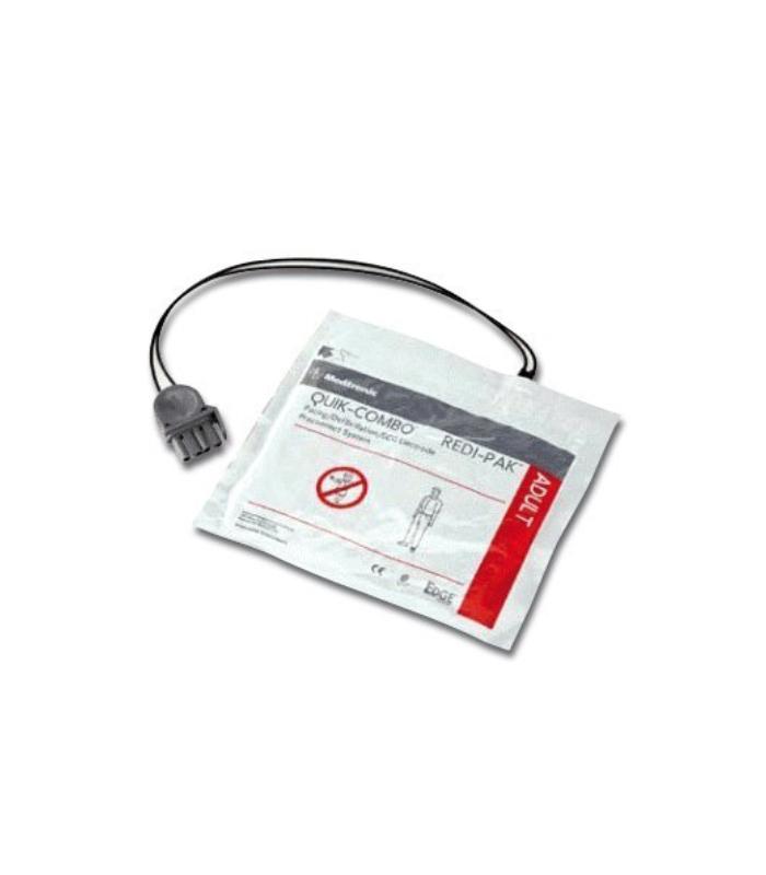 Elétrodos DAE LifePak 500/1000 (Quik-Combo)