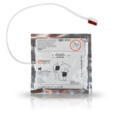 Elétrodos DAE Cardiac Science Power Heart G3