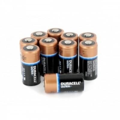 Conjunto de 10 pilhas DAE Zoll AED Plus