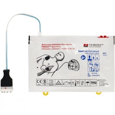 Eléctrodos Primedic HeartSave PreConnect