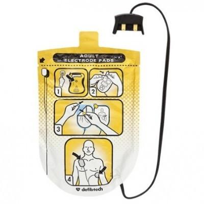 Eléctrodos Defibtech Lifeline