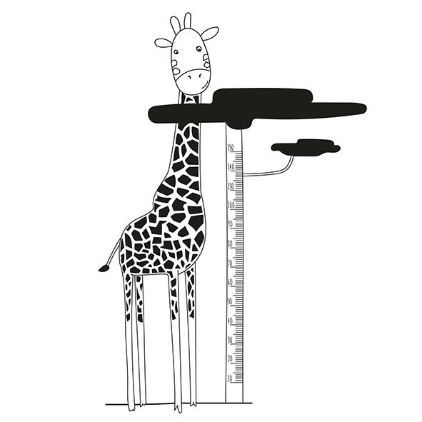 Girafa régua