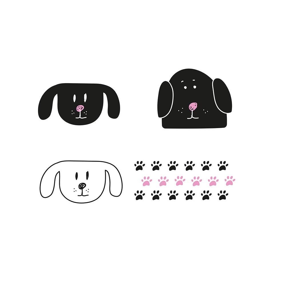 Caras de cães