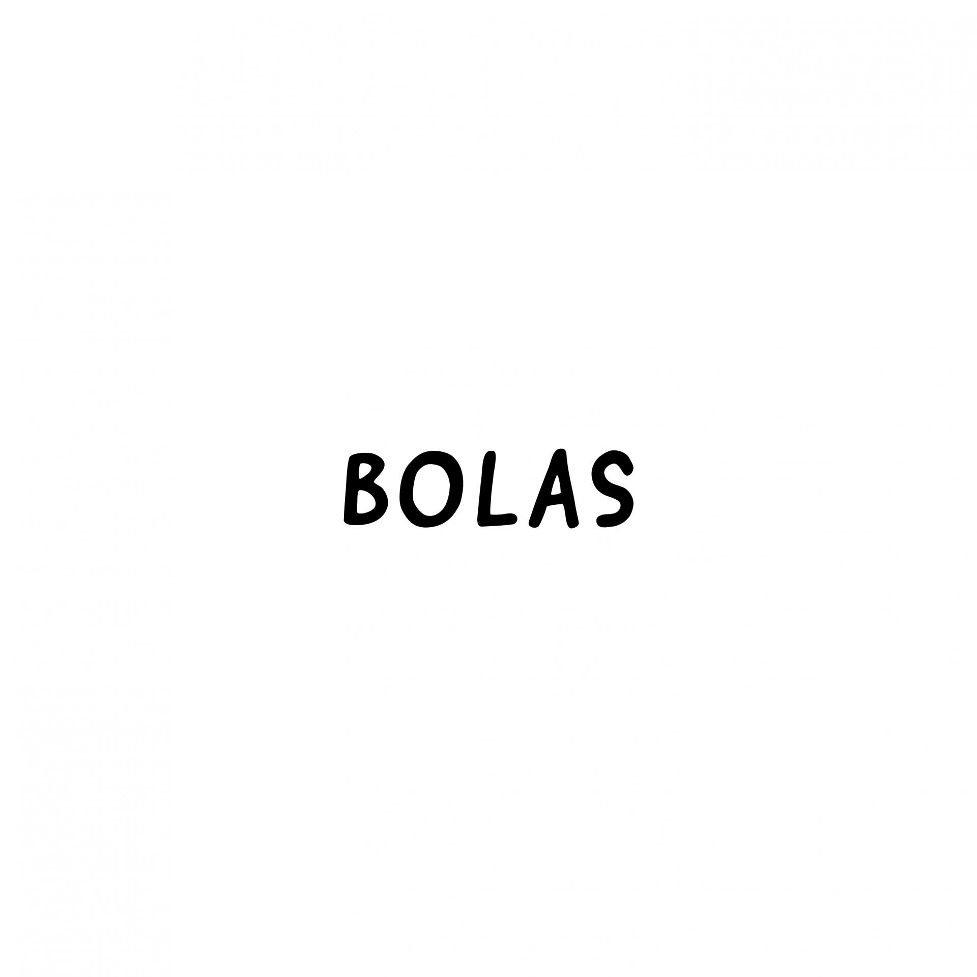 Bolas 03