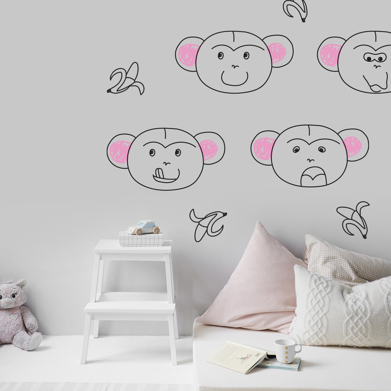 Os 4 macacos