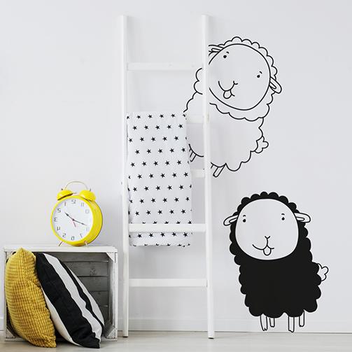 As duas ovelhas