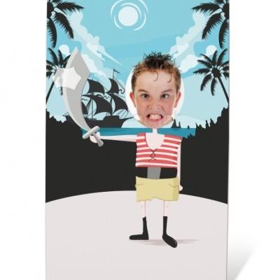 Photobooth pirata