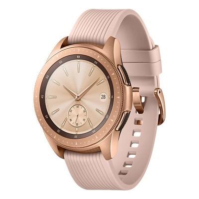 Smartwatch Samsung Galaxy 4G R815 42mm Rosa Dourado