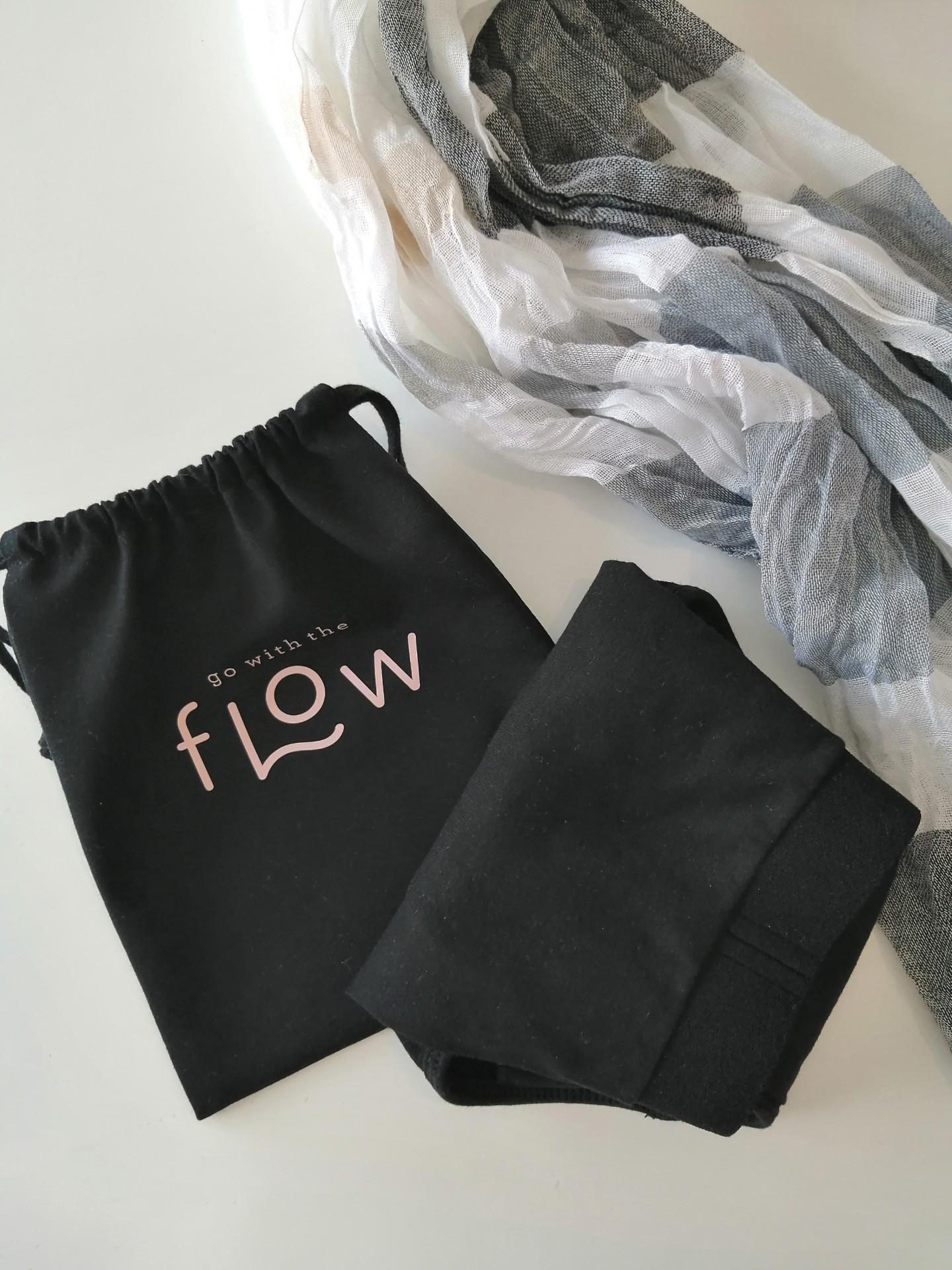 Bolsa de cordão Impermeável FLOW