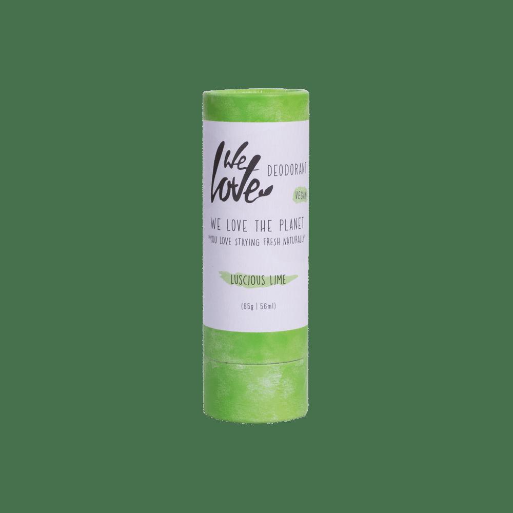 Desodorizante natural bio We Love The Planet - tubo