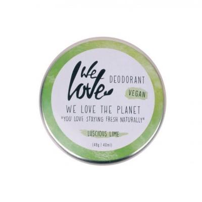 Revenda - Desodorizante natural bio We Love The Planet - lata
