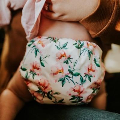 Fralda One Size - AIO - Trima da Petite Crown