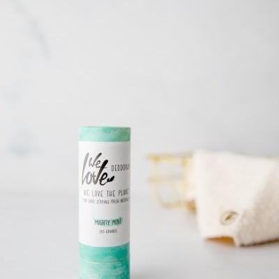 Revenda - Desodorizante natural bio We Love The Planet - tubo