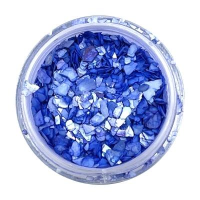 Crushed Shells - Azul