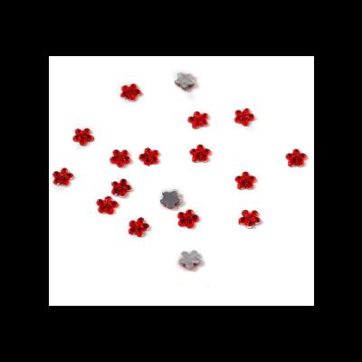 Flor - Vermelho