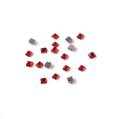 Quadrado - Vermelho