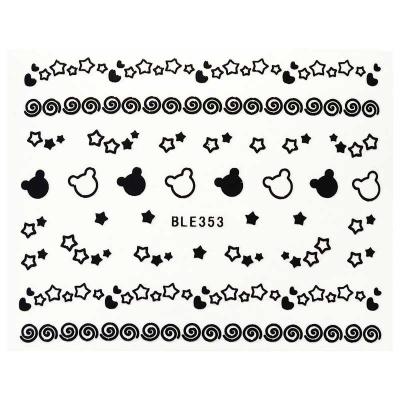 Autocolantes - Estrelas, Mickeys e Espirais