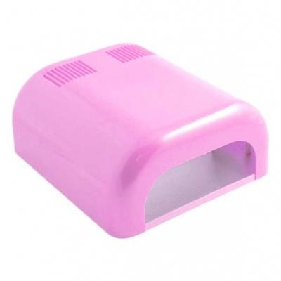 Lâmpada UV 36 W - Rosa Claro