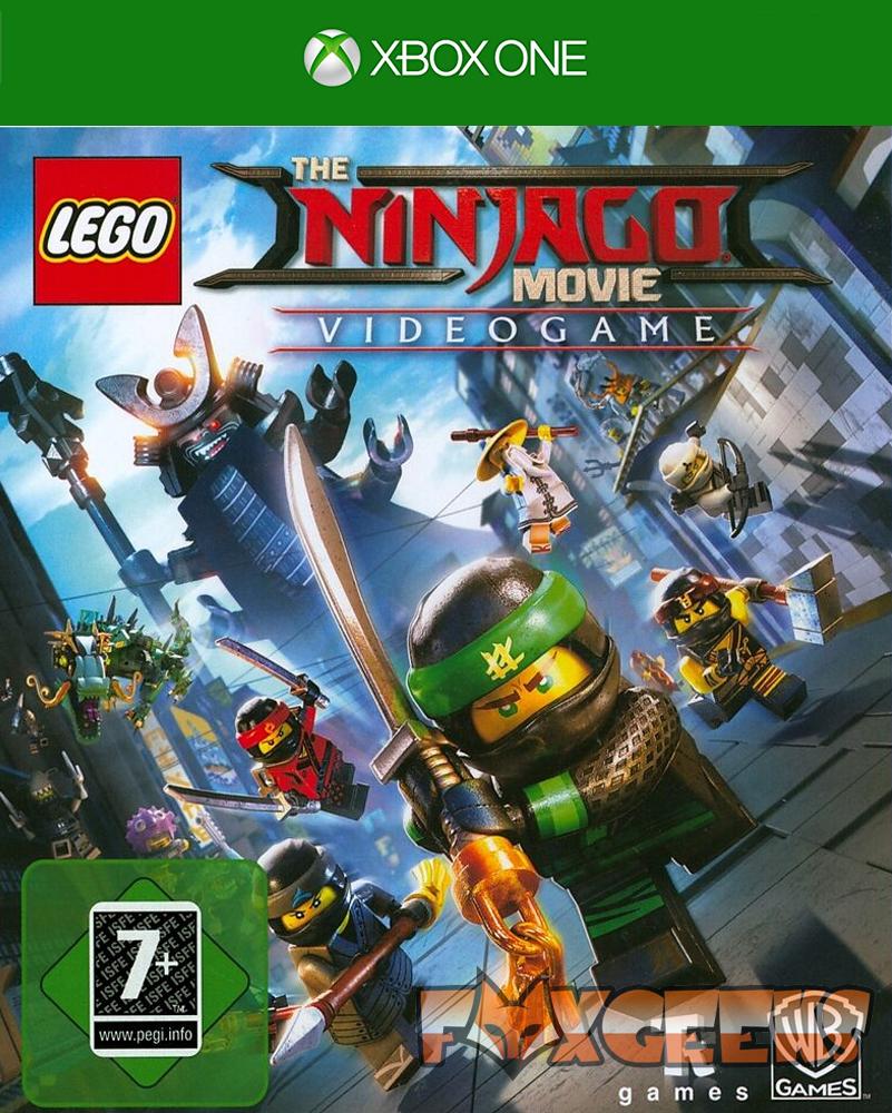 LEGO Ninjago O Filme: Video Game - PREMIUM OFFLINE [Xbox One]