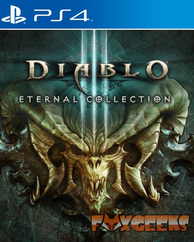 Diablo 3: Eternal Collection - PREMIUM [PS4]