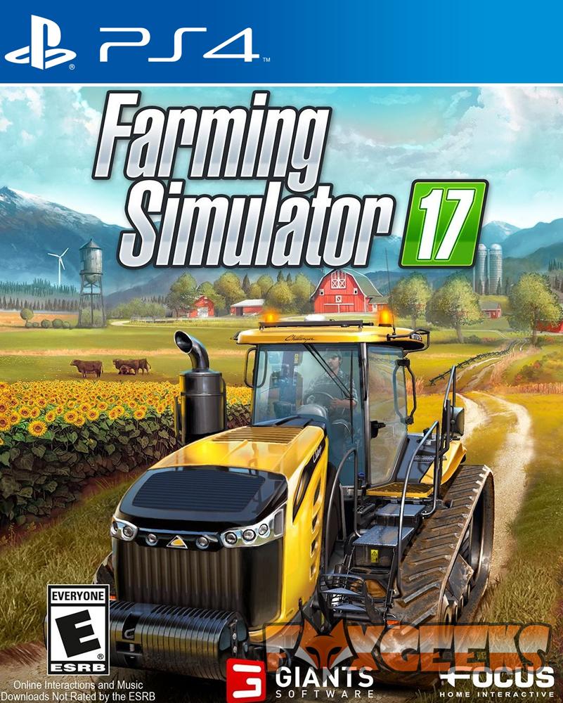 Farming Simulator 17 - PREMIUM [PS4]