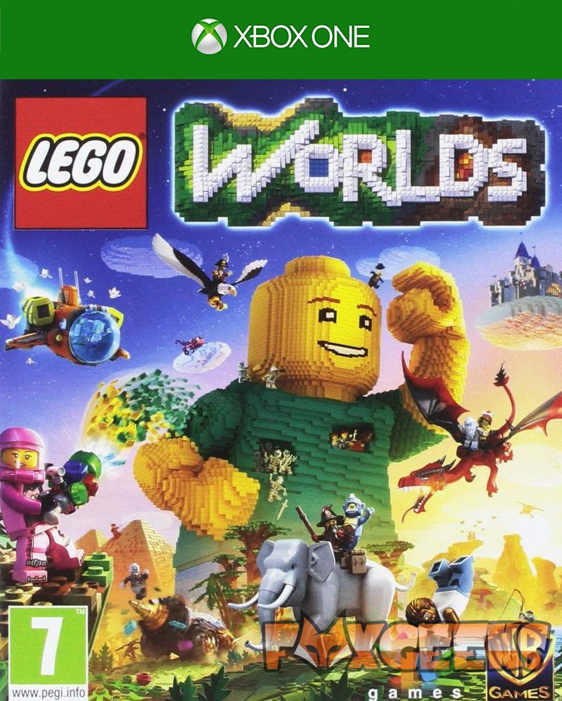 LEGO Worlds - PREMIUM OFFLINE [Xbox One]